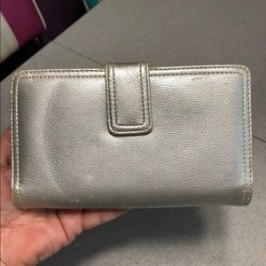 Silver Ladies Wallet